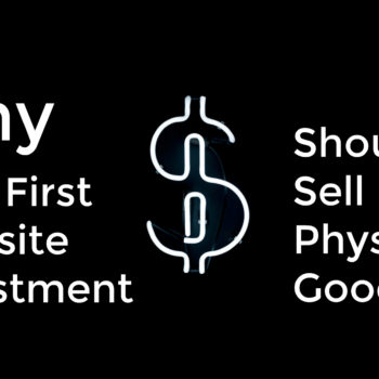 website investment