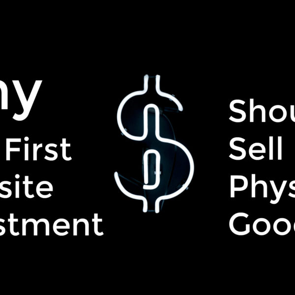 website investment