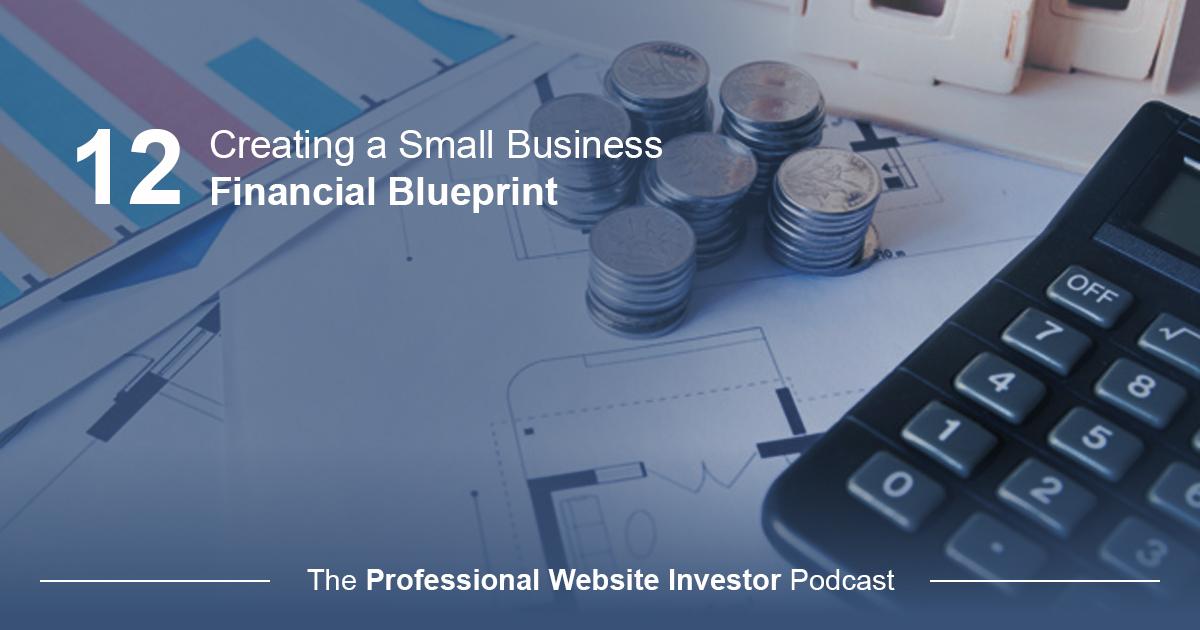 Creating a Small Business Financial Blueprint