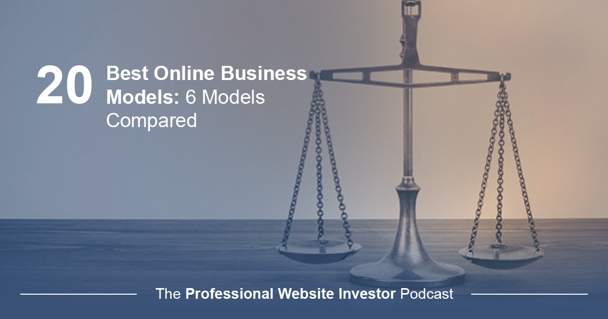 Best Online Business Models – 6 Models Compared